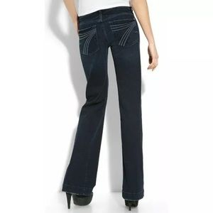 7 For All Mankind Dojo Flare Leg Jeans Elinore